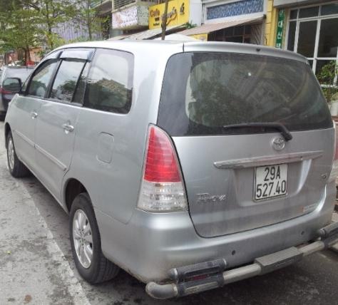 Cho thuê xe đi Tuyên Quang 1