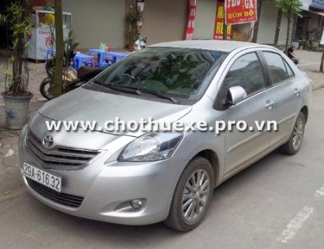 Cho thuê xe đi Nam Định